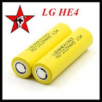 Cheap LG HE4 Best 18650 Battery