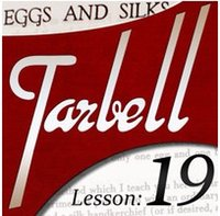 Wholesale Tarbell Eggs and Silks Instant Download magic teaching video send by email close up silk magic tricks