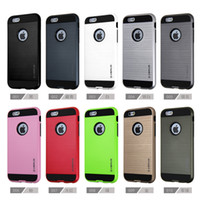 Wholesale 10pcs Verus Mars Case Armor Hybrid Dual Layered Cases Hard Back Cover For iphone s s s plus Samsung Galaxy S7 S7 edge S6 S6 edge Note5