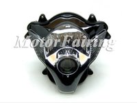 motorcycle headlamp - Motorcycle Parts Headlamp Motorcycle Headlight For GSXR600 clear