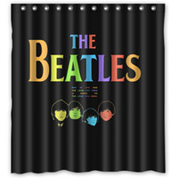 Wholesale The Beatles U4933646 Home Fabric Moden Classical Custom Shower Curtain bathroom Waterproof Eco Friendly quot x72 quot