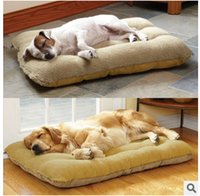 Wholesale Professional Labrador dog bed golden retriever dog bed shepherd dog bed large dog beds many varieties good quality cheap wel