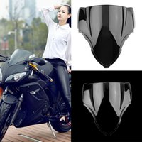 Wholesale Windshield Windscreen Double Bubble For Suzuki GSXR Hayabusa New Dropping Shipping