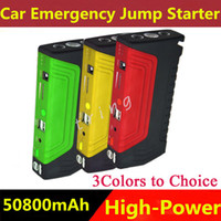 12V battery charging post - Multi Function Portable Car Jump Starter Start Auto Engine Emergency Battery Power Bank Fast Charge Post Safety hammer