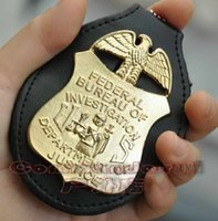 Wholesale Collectibles FBI FBI metal badge
