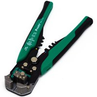 automatic fabric cutter - Taiwan Po workers PK D multifunctional automatic wire stripper Crimping Pliers Wire Cutter