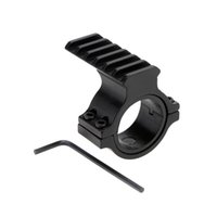 Wholesale One Piece Durable Aluminum Alloy Scope Barrel Mount quot mm mm Ring Rail Adapter with mm Weaver Rail Hunting Accessory