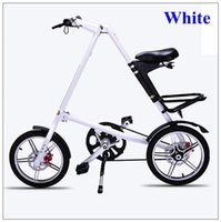Folding Bikes strida bike - Strida Folding Bike STRIDA inch Aluminum alloy folding bike flexible inch Spokes none spoke wheels available