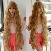 Wholesale cm Long Harajuku Lolita Wavy Wig