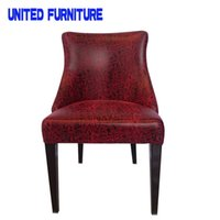 Wholesale 2016 Hot Sale New Style Dining Chair Supplier With Colorful PU Leather and High Quality fabric