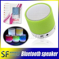 bass work - S09U Mini speaker Bluetooth Speaker Support Micro TF Card Long Work Time Support Music Player Super Bass Speaker Retail Package
