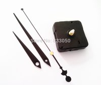 clock inserts - Clock Inserts Quiet No Tic Fit Up DIY Black Hands Repair Tool