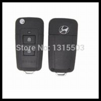 best modified - for Hyundai new Santa fe modified folding key shell with the best price A020 car