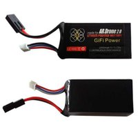 Wholesale Brand Pc Upgrade Powerful mAH C Li Po polymer Battery For AR Drone Quadricopter rechargeable Battery