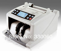 Wholesale Financial Equipment Money Counting Machine UV IR SIZE Detection DMS S Currency Counter