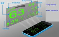 oil display - hud head up display reflective film X8cm car stickers pad pasting no double image Factory Direct sales