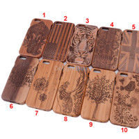 bamboo phone cases - 2015 New wood bamboo cell phone case for iphone inch for iphone case bamboo for iphone bamboo case