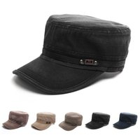Wholesale New Style Military Caps Adjustable Snapback Baseball Caps Outdoors Men Women Army Hats Casquette Outdoor Travel Sun Shading