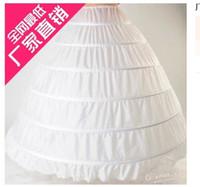 hoop skirts - 2014 Hot Sale petticoats for wedding dresses ball gown bridal dresses wedding petticoat wedding hoop skirts layers