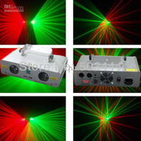 Wholesale DMX Red Green mw laser diode Laser Light for DJ KTV Disco party stage lighting lights