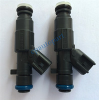 Wholesale Auto Parts Fuel Injector OEM Nozzle Replacement holes For chevrolet SAIL1 L For and Retail