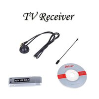 Cheap Hot Sale! Digital Freeview USB 2.0 DVB-T HDTV TV Dongle Tuner Recorder Receiver Laptop PC V598