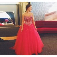 beaded wine skirt - Wine Red Quinceanera Dresses With Beaded Masquerade Ball Gowns Backless Sweetheart Vestidos De Anos Girls Sweet Skirt
