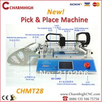 Wholesale Updated Pick and Place Machine CMHT28 Full Automatic Chip Mounter English Charmhigh Brand discount