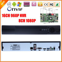 Wholesale CCTV CH NVR Onvif H HDMI P Network Video Recorder for IP Camera NVR Channel P Channel P Audio Output NVR