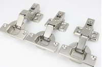 hinges - Stainless steel hydraulic damping hinge cabinet wardrobe door hinge Three options