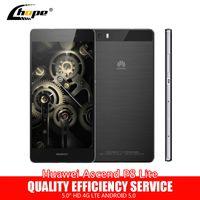 mobile phone new model - New Original Huawei P8 Lite G LTE Mobile Phone Hisilicon Kirin620 Octa Core GB RAM GB ROM Dual Sim quot HD Android MP