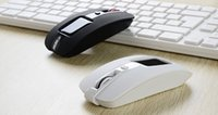 Wholesale Solar mouse Wireless mouse energy saving Mouse GHZ DPI Mouse