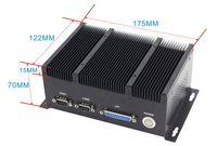 Wholesale HCIPC B102 HCS1037A Intel Celeron C1037U processor VGA HDMI DDR3 DC V Giga LAN MINI PCIE SIM