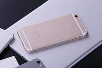 Wholesale Original Goophone I6 MTK6582 Quad Core i6 Plus quot IPS quot phone I6 G G G Goophone I6 Metal Body G GPS Touch ID Free Ship