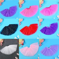 Wholesale 2015 Hot Sale Kids Girls Stars Sequins Shiny Party Dance Ballet Tutu Skirts kids Sequins skirts
