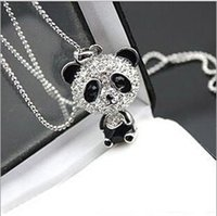 Cheap Pendant Necklaces Women jewelry necklace Best Chirstmas  exclusive panda