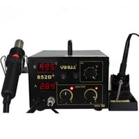automotive soldering - 2015 Hot Sale automotive in SMD Soldering Rework Station Hot Air Iron D Tips ESD PLCC BGA