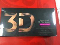 Wholesale 2015 Mascara New Packing Moodstruck D Fiber Lashes LENGTHENING mascara Black color High quality SET DHL Freeship