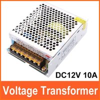 Wholesale Convert AC V V to DC V A Switch Voltage Transformer With Protection Power Supply For Led Strip LED display