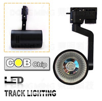 Wholesale AC85 V pendant track light W COB Spot Wall Lamp Years Warranty track spot lighting LED Track lights