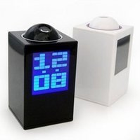 big projection screen - 128A projection clock up good times and reached the big screen Projection Clock LED Clock Projection Clock is good when a genera