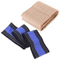 Wholesale New Ankle Brace Foot Elastic Compression Wrap Sleeve Bandage Brace Support Ankle Protection BHU2