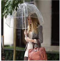 big gossip - New Arrive quot Big Clear Cute Bubble Deep Dome Umbrella Gossip Girl Wind Resistance