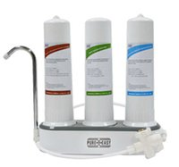 Wholesale Countertop faucet candle water filter system