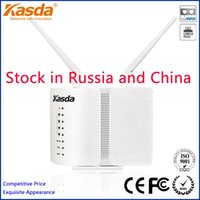 adsl wifi router n - Kasda KW5813 Wireless N Mbps ADSL Modem WIFI Router Dual WAN PITV USB Printer Server MIMO Antennas