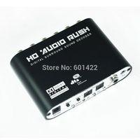 analog audio amplifier - Digital Dolby DTS AC3 Optical to Analog Audio Gear Sound Decoder SPDIF AC113 decode flash