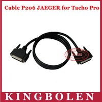 Wholesale Cable P206 JAEGER for Tacho Universal NO Cable Tacho Pro