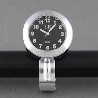 Wholesale Generalduty Waterproof Motorcycle Motor quot quot Handlebar Straight Steel Clock