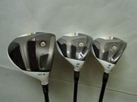 Wholesale Golf clubs Rocketballez Stage driver loft Fairway woods Come headcover Golf woods