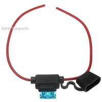 amp line - Waterproof Car Automovie A Amp In Line Blade Fuse Holder